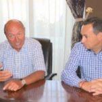 """Băsescu: """"Falcă ar câștiga indiscutabil din primul tur"""""""