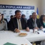 Candidați ai Mișcării Populare pentru primăriile din județul Arad