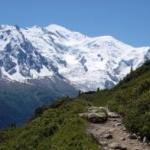 Vârful Mont Blanc a scăzut în înălțime.