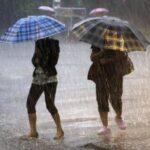 Alertă meteo: Ploi abundente în toată ţara