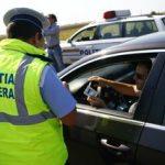 Peste 60.000 de amenzi date de polițiștii rutieri în 2015