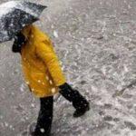 Informare meteo: Precipitații mixte și vânt puternic
