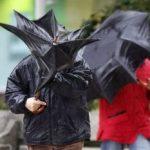 Informare meteo: Vânt puternic și precipitații