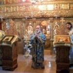 Slujbă arhierească la Schitul Cuvioasa Parascheva, Bodrogu Vechi