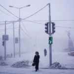 Cel mai rece loc permanent locuit este localitatea Oimeacov (Rusia).