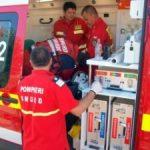 Accident pe DN 79. Mai multe persoane au fost rănite