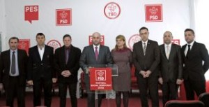 PSD-primari judet martie 2016