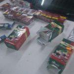 Cafea și tigări de contrabandă, găsite în piețe din Arad