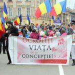 Marș pentru viaţă, pentru femeie, pentru familie