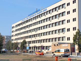 CJ Arad va investi un milion de euro în secția Cardiologie a Spitalului Județean