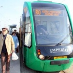 Călătorii gratuite cu tramvaiele și autobuzele pentru pensionari
