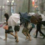 Informare meteo: Ploi și vânt puternic în întreaga țară