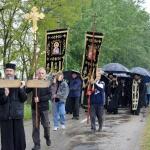 """,,Drumul Crucii"""" la Mănăstirea Hodoş-Bodrog"""