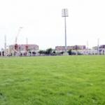 Gazonul Stadionului UTA, donat iubitorilor sportului