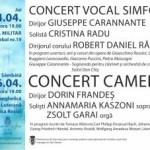 Gală de operă italiană, sub bagheta maestrului Giuseppe Carannante