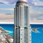 Cel mai înalt bloc de locuințe din lume se află în Dubai.