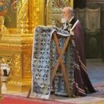 Denia celor 12 Evanghelii la Catedrala Arhiepiscopală din Arad