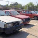 VEZI ce mașini au fost găsite abandonate pe străzile din Arad