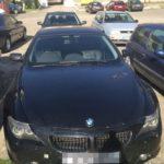 Autoturism BMW furat din Scoţia, depistat la frontieră