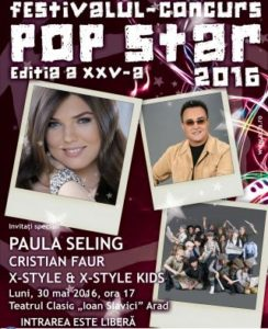 AFIS POP STAR 2016 - PRINT