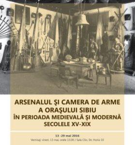 Arsenalul si Camera de arme a orasului Sibiu_Sala Clio