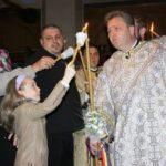 Noaptea Învierii. Arădenii au luat Lumina Sfântă de la Ierusalim