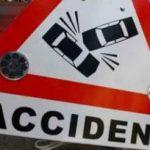 Patru persoane rănite în accidente rutiere