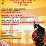 Eveniment cultural la Muzeul de Artă Arad: Japonia - Curaj și Armonie