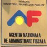ANAF a publicat primele liste cu cei care au restanţe fiscale