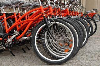 În Arad vor fi amplasate peste 20 de stații pentru închirierea bicicletelor. VEZI unde