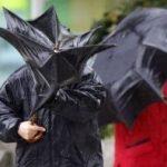 Informare meteo: Ploi abundente și intensificări ale vântului
