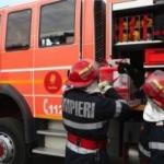 Incendii la început de an. O mașină și o casă au luat foc