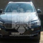 BMW căutat în Franţa, depistat la PTF Nădlac