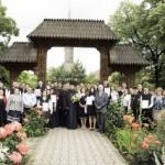 Ultimul clopoţel la Seminarul Teologic Ortodox Arad