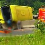 Autocar răsturnat: Patru morți și peste 20 de răniți