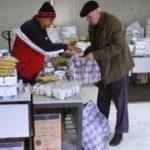 Începe distribuirea ajutoarelor alimentare de la UE