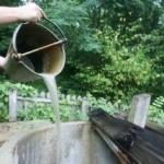 Viitură la Cladova: Zeci de fântâni, fără apă potabilă