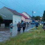 UPDATE: Bilanț după furtună, în municipiul și județul Arad
