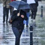 Informare meteo: Ploi şi vijelii în vestul ţării
