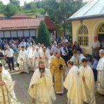 """Hramul Mănăstirii Feredeu ,,Sfântul Proroc Ilie Tesviteanul"""""""