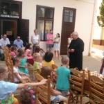 Seara cu poveşti de la Catedrala Veche din Arad