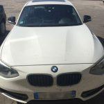 BMW furat din Franţa, depistat la PTF Nădlac