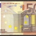 BCE a prezentat noua bancnotă de 50 de euro