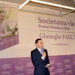 """""""Societatea vie"""" a lui Falcă și strategia de dezvoltare a României"""