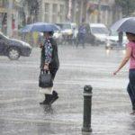 Meteorologii anunță: Ploi în vestul țării