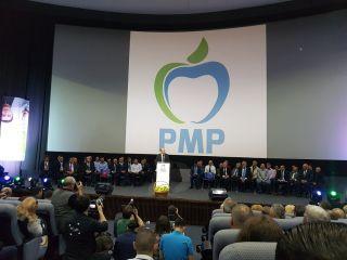 """Tomac: """"Fuziunea cu liberalii se va face atunci când PMP va putea înghiţi PNL"""""""