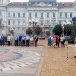 Ziua Imnului Național, sărbătorită la Arad
