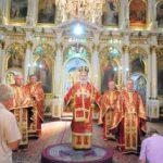 Sărbătoarea Tăierii capului Sfântului Ioan Botezătorul, la Catedrala Veche din Arad