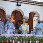 Maica Domnului, cinstită la Mănăstirea Hodoş-Bodrog