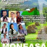 Festival - concurs al Cântecului Popular din Ţara Zărandului